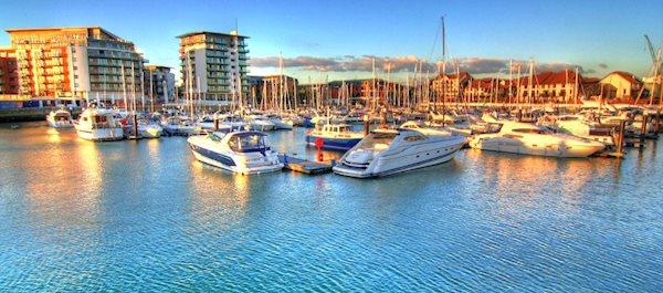 Hoteller i Southampton