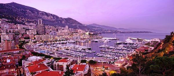 Hoteller i Monaco