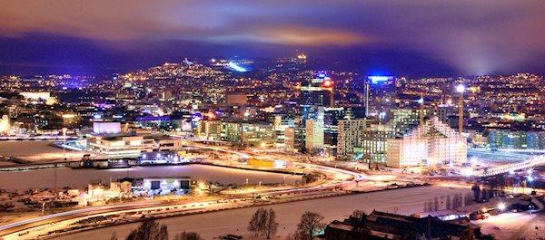 Hoteller i Oslo