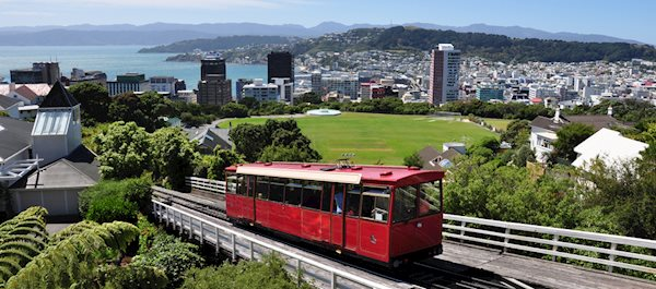 Hoteller i Wellington