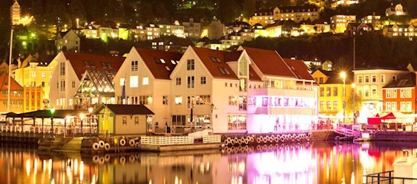Hotell i Bergen