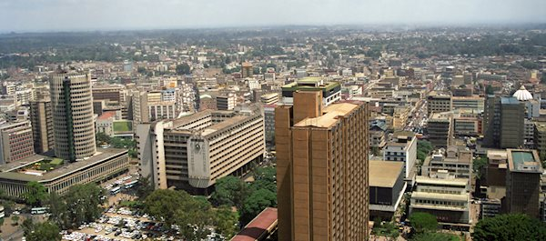 Hotell i Nairobi