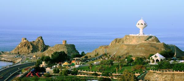 Hoteller i Muscat