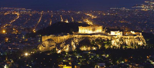 Hoteller i Aten
