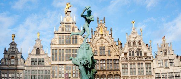 Hoteller i Belgia