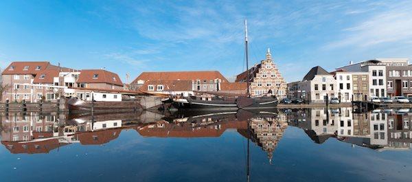 Hoteller i Leiden