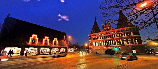 Hoteller i Lübeck