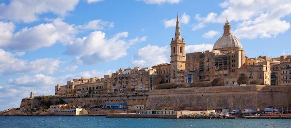 Hotell i Valletta