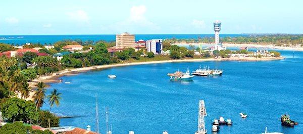 Hotell i Dar es Salaam