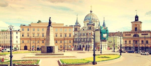 Hotell i Lodz