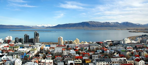 Hoteller i Island