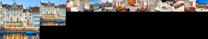 Hotel Des Alpes Lucerne