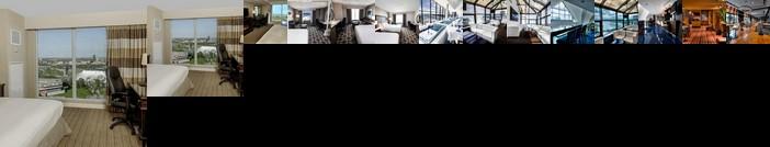 Hilton Hotel and Suites Niagara Falls Fallsview