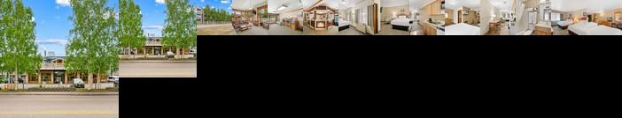 Clarion Hotel & Suites Fairbanks near Ft Wainwright