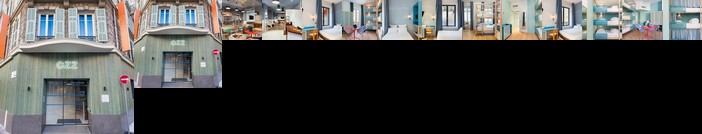 Hotel Ozz by HappyCulture