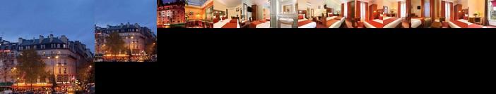 Hotel Terminus Lyon Paris