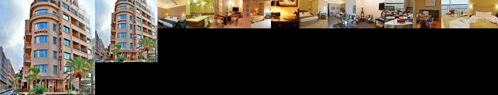 Warwick Palm Beach Hotel Beirut