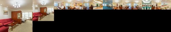 Shenzhen Dongmen Metropark Suites Hotel