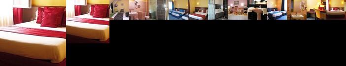 Hotel The Originals Lisieux Cathedrale ex Inter-Hotel