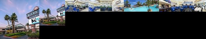 Alexis Park All Suite Resort Free Parking