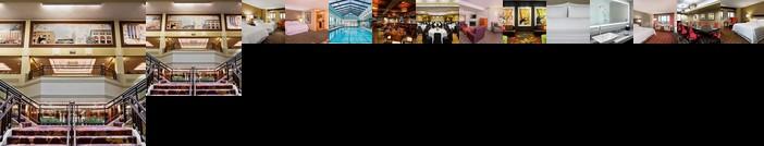 Sheraton Springfield Monarch Place Hotel
