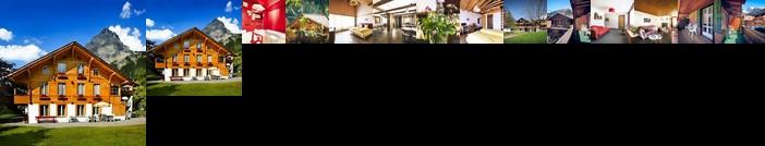 Hotel Alpina Kandersteg