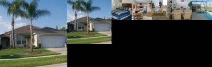 Elite Vacations Lake Berkley Villa Orlando