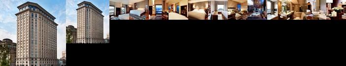Les Suites Orient Bund Shanghai