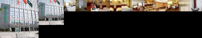 GreenTree Inn JiangXi JiuJiang Railway Station Business Hotel