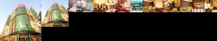 GreenTree Inn Jiangsu Huaian Chuzhou Avenue Business Hotel