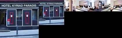 Kyriad Marseille Centre Paradis Prefecture