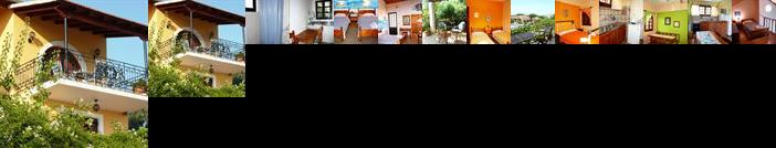 Athina Apartments Arillas Corfu Island