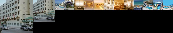 Sousse City and Beach Hotel