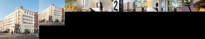 B&B Hotel Paris Saint-Denis Pleyel