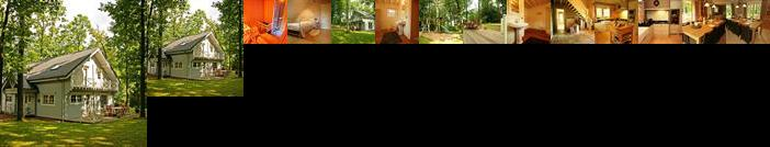 Cozy Chalet with Sauna in Bomal-sur-Ourthe