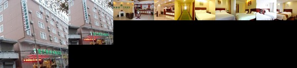 GreenTree Inn Anhui Huainan Liulizhan Express Hotel