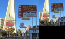 Holiday House Motel Las Vegas Strip