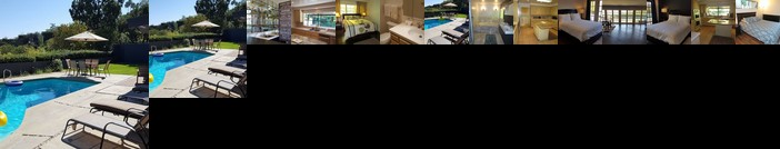 4 Bedroom Celebrity House With Pool & City View