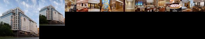 Marriott Moscow Hotel Novy Arbat
