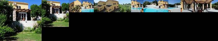 Villa Theodora Corfu Island