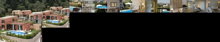 Erkina Villas Kalami Corfu