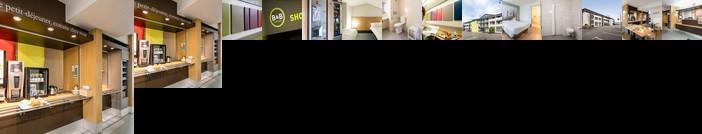 B&B Hotel Grenoble Universite