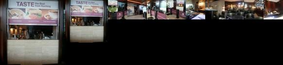Plaza Premium Lounge Domestic Departure - Kuching Airport