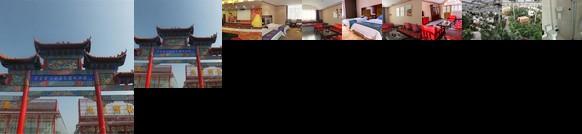 Ningxia Yellow River Golden Coast Garden Hotel