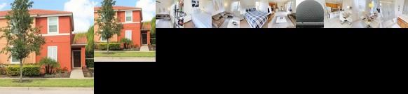 ACO Bella Vida Resort 4 Bedroom Vacation Townhome with Pool 1507