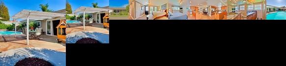 Poolside Retreat in Costa Mesa