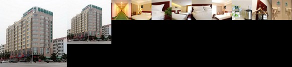 GreenTree Inn Hebei Langfang Development Zone Convention and Exhibition Centre Business Hotel