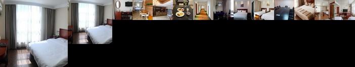 GreenTree Inn Jiangsu Yancheng Economic Development Zone Management Committee Express Hotel