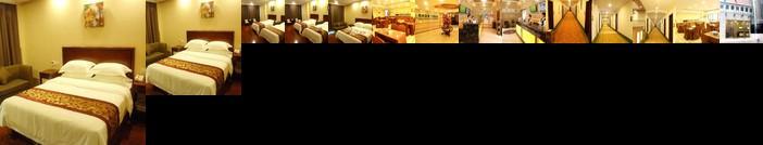 GreenTree Inn FengTai ZhongShan North Road Express Hotel