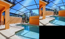 Paradise Palms- 4 Bed Townhome w/Splashpool-3281PP